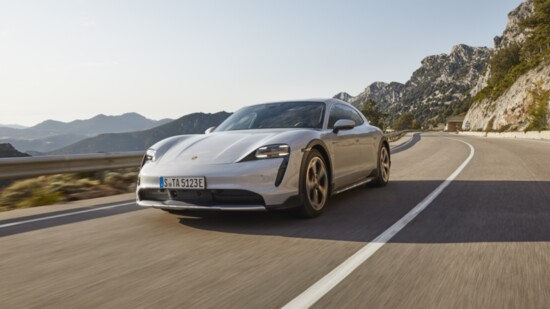 2021 Porsche Taycan: Porsche Styling Plus the Virtues of a Full Electric