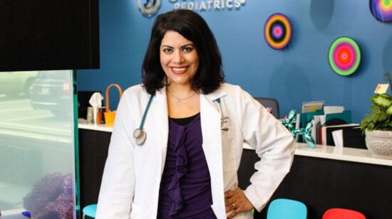 Powerful Women Balancing Medicine and Motherhood