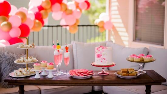 Pretty In Pink Celebrations