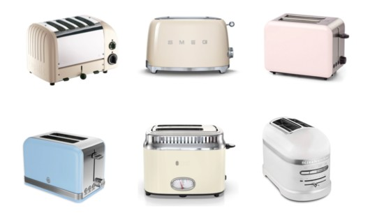 Pretty Ugly: Toasters, Coffee Makers + Dishwashing