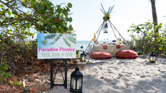 Private Luxurious Paradise Picnics