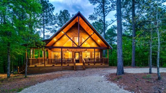 Romantic Cabin Getaway