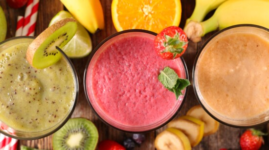 Savoring the smoothie business