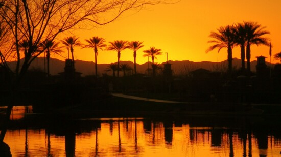 Mother Nature Wows in Arizona!