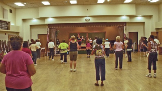 Senior Fitness: Shaping Up Safely