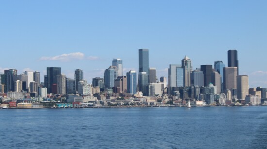 Sleepless in Seattle(because we brought the kids)