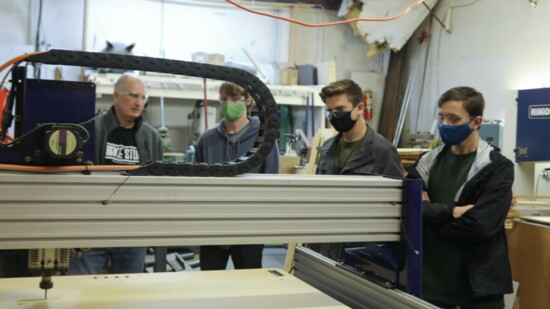 Makerspace Learning at The Foundry