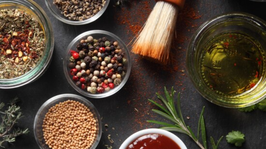 Spice Up Grilling
