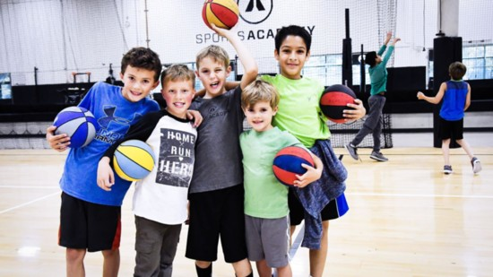 Sports Academy: Full Circle Fitness