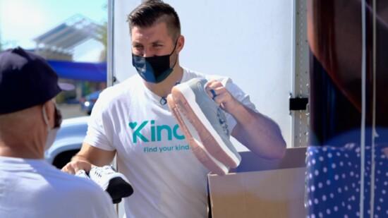 Spreading Kindness with Kindli