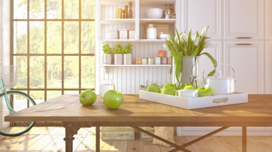 Spruce Up Your Space For Spring