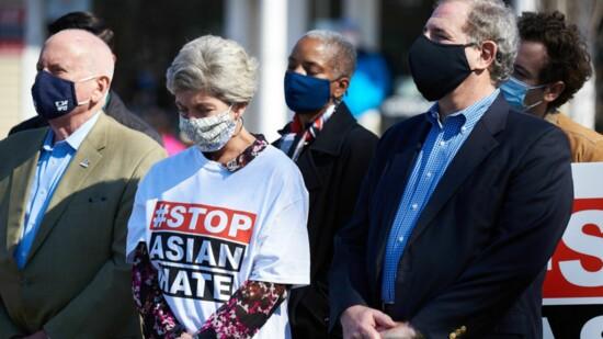 Westport's Peaceful Protest