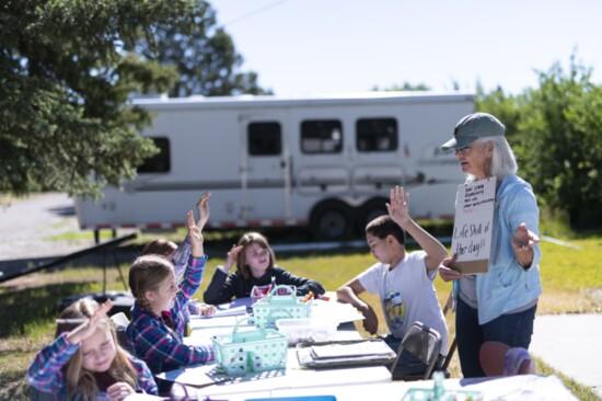 Summer Camp gets Western
