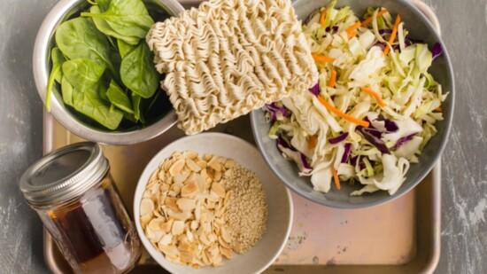 Summer Crunch Salad