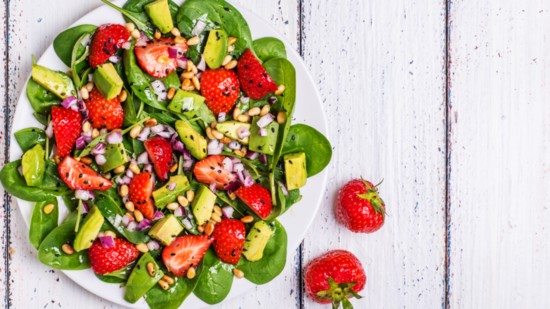 Delectable Summer Salad
