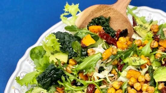 Super Healthy Superfood Salad