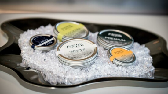 Sustainable Caviar Among the Red Rocks