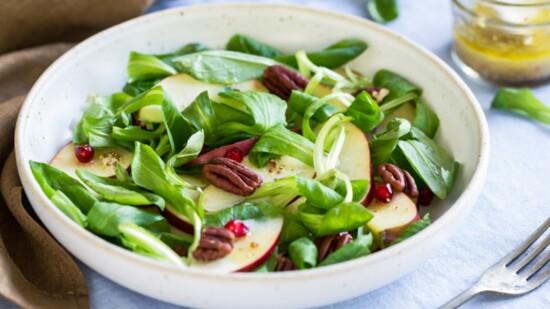 Sweet & Savory Winter Salad