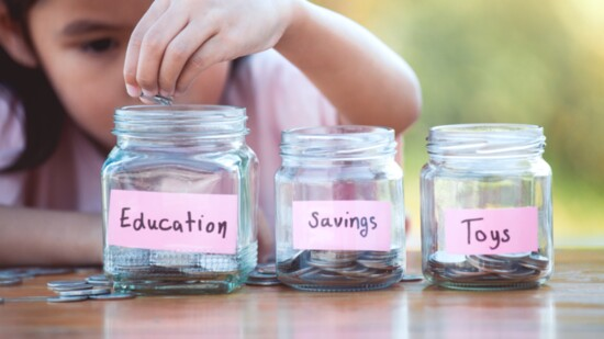 Teaching Our Kids About Finance