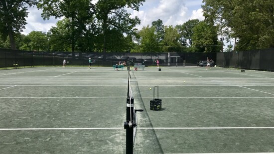Three Reasons to Join a Tennis Club