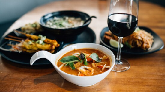 Thai Cuisine Comes to Brentwood