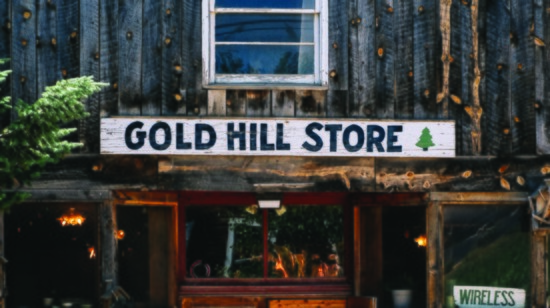 The Gold Hill General Store and Pub