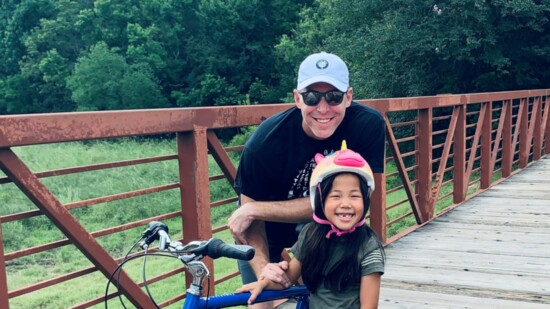 The Howard Hughes Team Walked, Jogged and Biked Nearly 1,800 Miles of Nature Trails