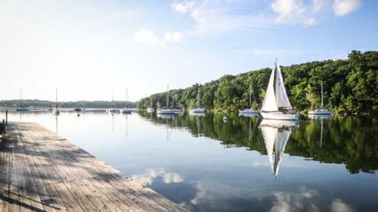 The love of sailing brings people together in our community.