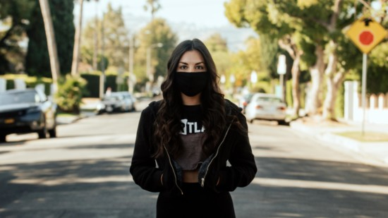 The Masked Portrait Photographers - Giving Back to Community