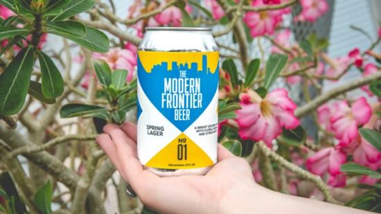 The Modern Frontier Beer