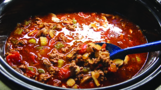 The Perfect Chilly Weather Chili