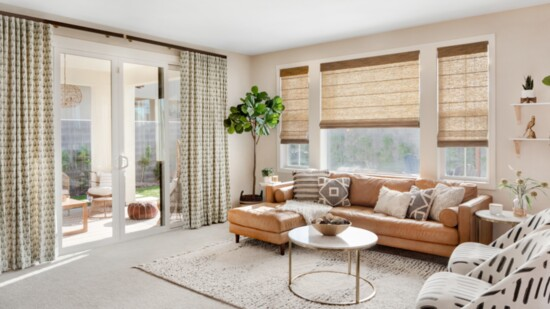 The Right Window Treatments are the Finishing Touch
