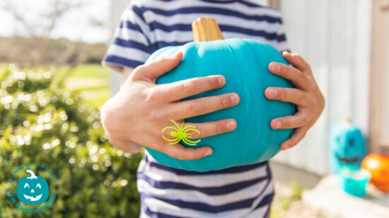 The Teal Pumpkin Project Can Help Make Halloween Fun for All Kids