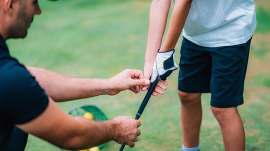Three Steps to Better Golf