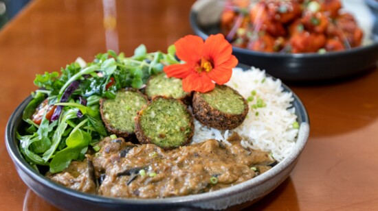 Turmeric Eggplant Curry