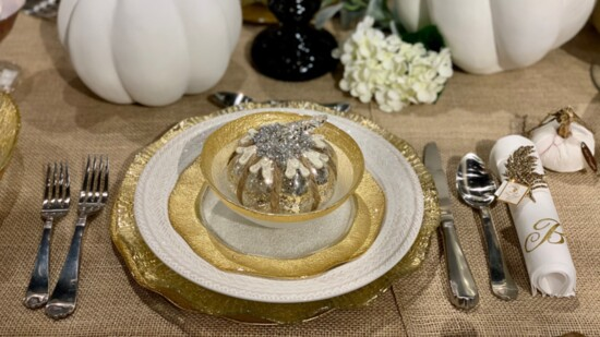 Turn Heads with these Table Trends