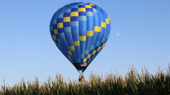 UP, UP, AND AWAY WITH VELOCITY BALLOONING