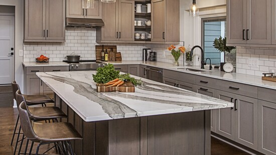 Not Your Grandmother's Countertops