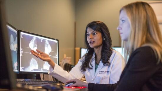 VICC Cancer Patient Care Center: