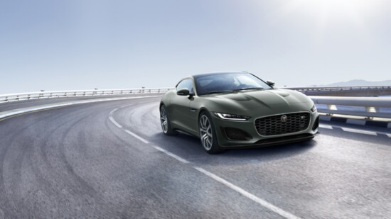 Want the New Jaguar? Better Act Fast...