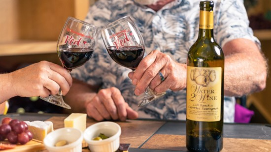 Daughter-Father Team Strives to Create Great Wine and Community