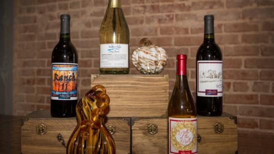 Wine & Dine Into Fall