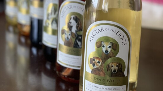 This Wine Is For the Dogs: Nectar of the Dogs Wine
