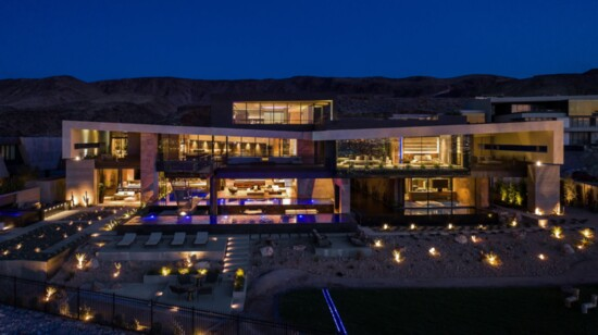 Blue Heron Sets Record with Largest Sale in Las Vegas Residential Real Estate History