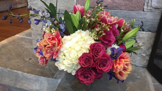 Bouquet of Thanks
