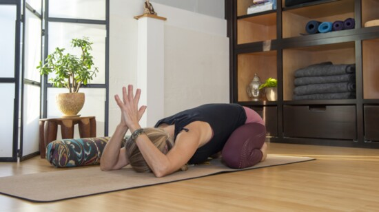 Zoom Yoga from Five Stones: