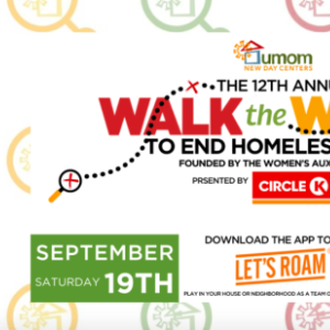 12th Annual Walk to End Homelessness