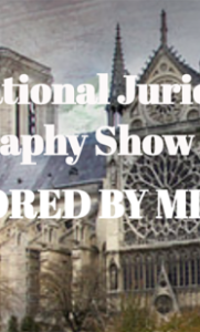 2020 National Juried Photography ​Show & Sale