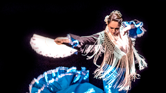 Flamenco Intimo at Scottsdale Center for the Performing Arts