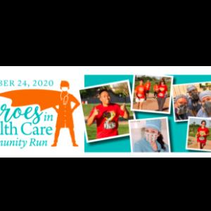 Heroes in Health Care Community Run